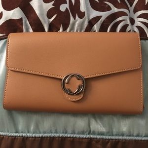 Tan Cute Wallet